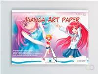 Schoellershammer Manga tekenblok A4 75g/m2 Blok 75 vel