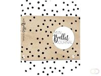 Office Bullet Journal black dot