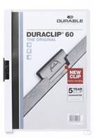Durable DURACLIP KLEMMAP 6MM WIT