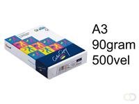 Color Copy Laserpapier  A3 90gr wit 500vel