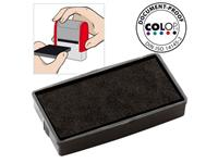 Colop Reserve kussen t.b.v. zelfinktende stempels E/20 zwart voor Printer 20 (pak 2 stuks)