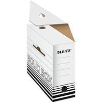 Archiefdoos Leitz Massieve Doos 6128 100 mm, DIN A4, voor 900 vellen, 10 stuks, diverse kleuren, voor de verschillende kleuren
