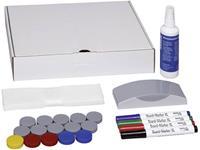 Maul Whiteboard accessoireset, doos klein