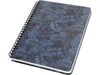sigel Notitieblok met spiraalrug Jolie® mystic jungle JN602 #####Dot-Lineatur (punktkariert) Zwart, Blauw Aantal paginas: 120 DIN A5