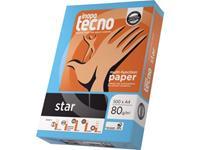 inapatecno Inapa Tecno Star 013908010001 Printpapier DIN A4 80 g/m² 500 vellen Wit