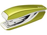leitz New NeXXt WOW 5528 5528-10-64 Nietapparaat Groen (metallic) Heftcapaciteit: 10 vel (80 g/m²)