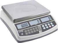 kern CPB 30K0.5N+C Telweegschaal Kalibratie DAkkS Weegbereik (max.) 30 kg Resolutie 0.5 g werkt op het lichtnet Zilver Kalibratie DAkkS