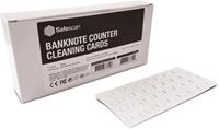 Safescan cleaning cards voor biljettellers
