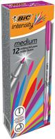 Bic fineliner Intensity, medium, fuchsia