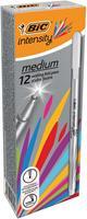 Bic fineliner Intensity, medium, grijs