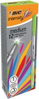 Bic fineliner Intensity, medium, lichtgroen