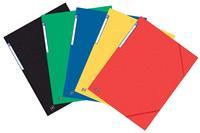 Elba Oxford Top File+ elastomap, voor ft A3, geassorteerde kleuren