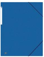 Elba Oxford Top File+ elastomap, voor ft A3, blauw