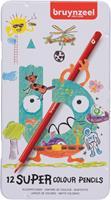 Bruynzeel kleurpotlood Super, doos van 12 stuks