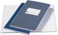 Atlanta by Jalema notitieboekjes grijs, 192 bladzijden