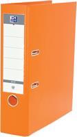 Oxford Smart Pro+ ordner, voor ft A4, rug 8 cm, oranje