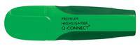 Q-Connect Premium markeerstift, groen