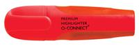 Q-Connect Premium markeerstift, rood