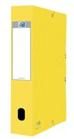Elba elastobox Oxford Eurofolio rug van 6 cm, geel
