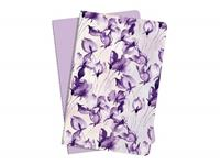 Sigel notitieboek  Jolie set van 2 stuks, A5 softcovercover gelinieerd paars