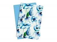 Sigel notitieboek  Jolie set van 2 stuks, A5 softcovercover gelinieerd blauw
