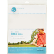 Silhouette - Temporary Tattoo Paper (MEDIA-TATTOO)