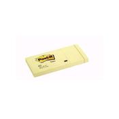 Post-It 653GE zelfklevend notitiepapier Rechthoek Geel
