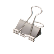 MAUL 2151996 paperclip Staal 12 stuk(s)