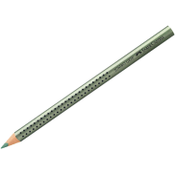 Faber-Castell Crayon Jumbo Grip 1-Pc Metallic Green 110985