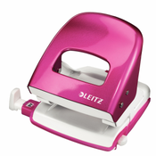 Leitz NeXXt Series Metal Office Hole Punch papierperforator 30 vel Roze