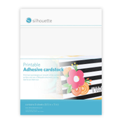 Silhouette MEDIA-CARD-ADH creatief papier