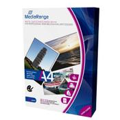 MediaRange MRINK106 pak fotopapier Wit Mat A4