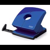 Novus 025-0616 papierperforator 30 vel Blauw