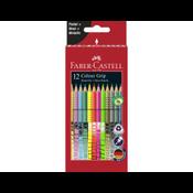 Faber-Castell Colour Grip Sonderfarbset 12er Etui