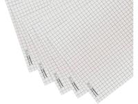 magnetoplan 1227101 Flipchartblok Aantal paginas: 100 geruit 650 mm x 930 mm Wit