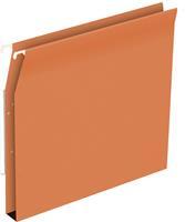 Pergamy Defi hangmap voor kasten, ft A4, bodem 30 mm, oranje, pak van 25 stuks