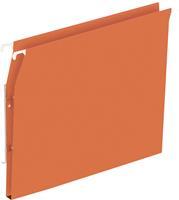 Pergamy Defi hangmap voor kasten, ft A4, bodem 15 mm, oranje, pak van 25 stuks