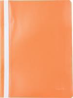 Pergamy snelhechtmap, ft A4, PP, pak van 5 stuks, oranje