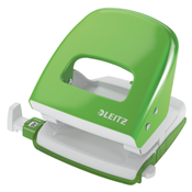 Leitz NeXXt Series Metal Office Hole Punch papierperforator 30 vel Groen