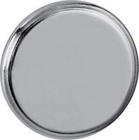 Maul Neodymium krachtmagneet, diameter 30 mm, 21 kg hechtkracht, op blister