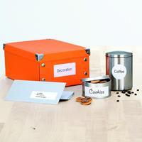 herma Recycling Etiketten 10823 Wit Rechthoekig 70 x 36 mm Zelfklevend 100 Vellen van 24 Etiketten