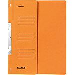 falken Bijlagen-map A4 Oranje Karton
