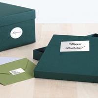 herma Gouden Etiketten 4107 Rechthoekig 25 Etiketten per pak