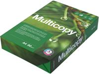 multicopy Multifunctioneel print-/ kopieerpapier A4 80 gram Wit Quickbox Doos van 2500 vellen
