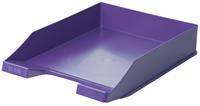 han Trend Colour Brievenbak paars A4 Polystyreen 25,5 x 34,8 x 6,5 cm