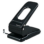 officedepot Office Depot Perforator Heavy Duty Zwart 65 vel 2-gaats