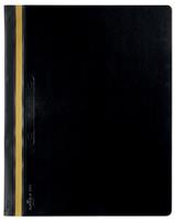 durable Snelhechters 225001 A4 Zwart Polyvinyl Chloride (PVC) 25 x 0,6 x 30,6 cm