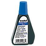 trodat 7011 Inktflacon Blauw 4 x 7,6 cm 28 ml