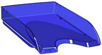 cep Pro Happy Brievenbakje Blauw A4 Kunststof 26 x 34,5 x 6,6 cm