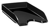 cep Pro Green Spirit Brievenbak zwart A4 Polystyreen 26 x 34,5 x 6,4 cm